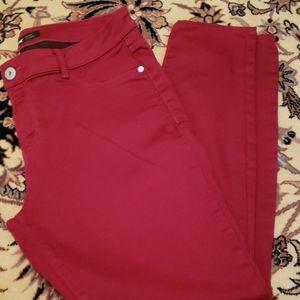 Jordache super skinny pants